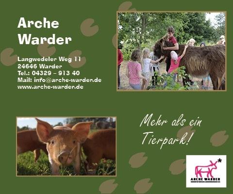 Arche Wader Neues Format